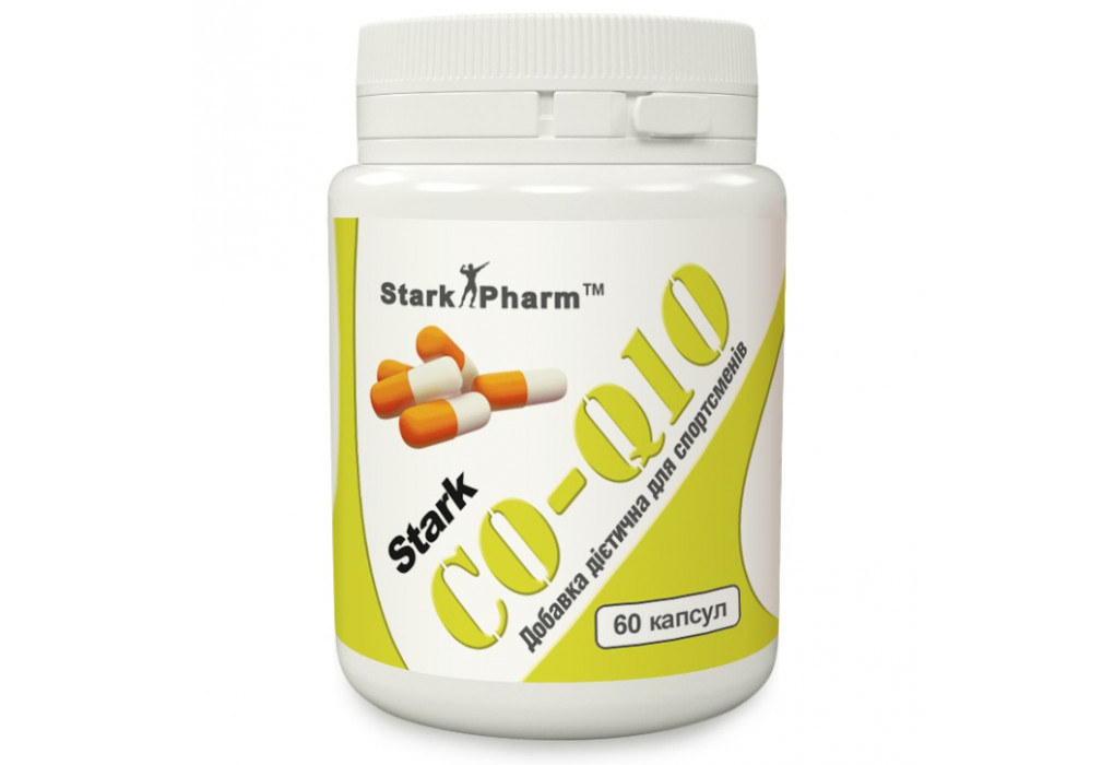 Stark CO-Q10 Coenzyme 50 мг 60 капсул