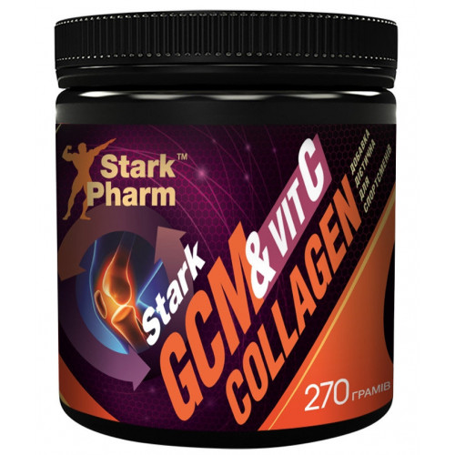 Stark GCM Collagen & Vitamin C 270 грамм