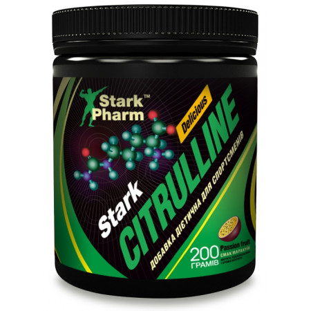 Stark Citrulline Malate Passion fruit