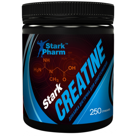 Stark Creatine Monohydrate Powder