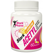 Stark Acetyl L-Carnitine 500 мг 60 капсул