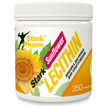Stark Sunflower Lecithin 250 грамм