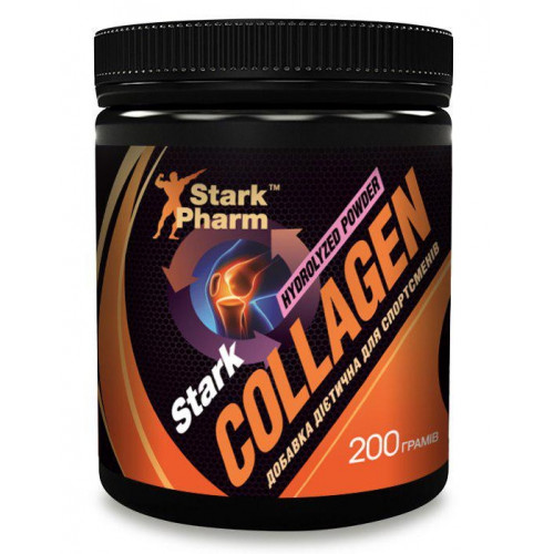 Stark Collagen Hydrolyzed Pure Powder