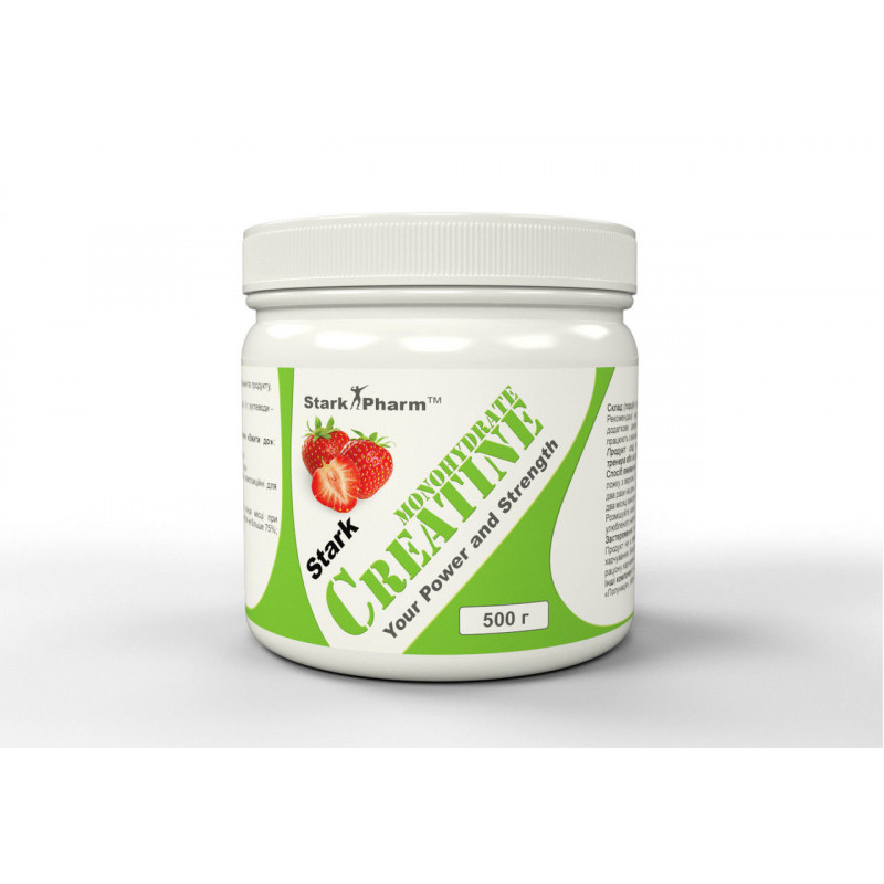 Stark Creatine Strawberry 500 грамм