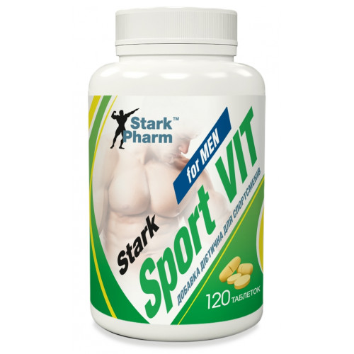 Stark Sport Vit for Men 120 таблеток